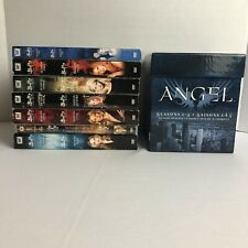 Buffy the Vampire Slayer & Angel (Ltd Ed) Complete Series Collection DVD Box Set