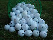 100 PALLINE PALLE DA GOLF USATE PEARL-AAA  MIX INTERMEDIO