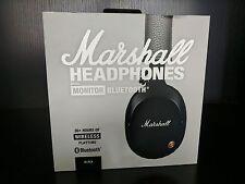 NEW MARSHALL MONITOR Over-Ear Bluetooth Headphones | 04091743 | BLACK
