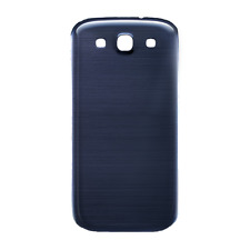 Black Back Glass Cover Samsung Galaxy S3 Battery Cover Back Housing Glass