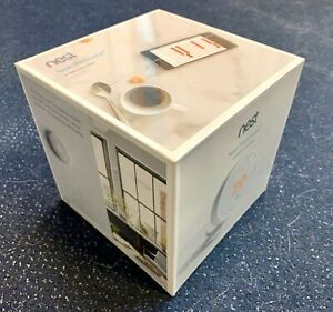 Google Nest Thermostat E White + Heat Link E - Brand New & Sealed