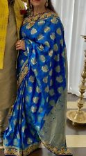 Bollywood Designer Saree With Ready Blouse