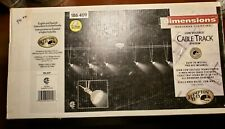 NEW Hampton Bay Dimensions Low Voltage 25 foot Cable Track System # 186 409 RARE