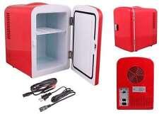 Compact Mini Fridge Portable Refrigerator Freezer Bedroom Home Office Boat Car