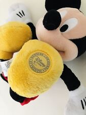 """New listing Disney Mickey Mouse 14 """" Plush Doll - Stuffed Toy Licensed Authentic-Great Shape"""