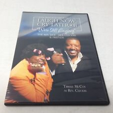 """Laugh Now, Cry Later II """"We're Still Laughing"""" Rev Doc Dea CLEODIS & FRIENDS DVD"""