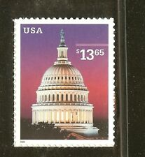 US Scott # 3648 $13.65 Capitol Dome 2002 / Express Mail