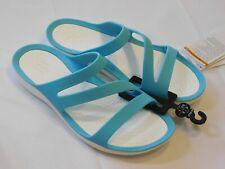 Crocs Swiftwater Sandal W sandals W 8 womens NEW Iconic Crocs Comfort 203998-4DY