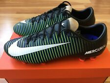 Nike Mercurial Veloce III FG Size 10 soccer cleats football 847756-013