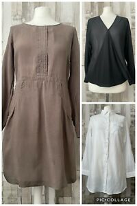 New Look & Autograph Casual Bundle, Dress, Blouse, Classic Style Size 10