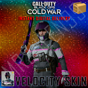 Call of Duty Black Ops Cold War Beck Sky Velocity Skin Alt Ambassador Adler