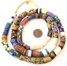Holiday Assortment Handmade Ghana Powder-Glass African Trade beads