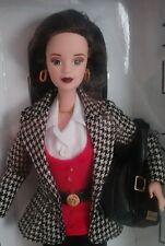 Ann Klein Barbie Doll NIB Limited Edition 1997.ann Klein Brings Class To The...