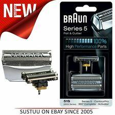 Braun 51S Shaver Foil & Cutter - 8000 Series ContourPro 360�Complete & Activator