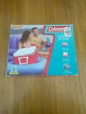 COLEMAN COOLER FLOAT / HOLD 36-50 QT. COOLERS / 100 LB. CAPACITY / SNAP-n-STAY