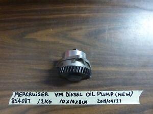 MERCRUISER 2.8 3.0 3.6 4.2 LITRE I/L4 I/L6 CYLINDER DIESEL VM D-TRONIC OIL PUMP