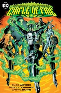 Green Lantern Circle of Fire TPB Softcover Graphic Novel