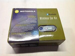 Motorola Wireless Bluetooth Car kit 98500H