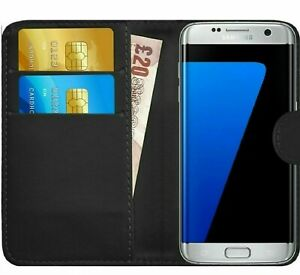 Samsung Galaxy S7edge phone  Case cover magnetic Flip Wallet,mobile cover  (UK)