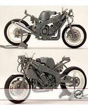 2011 SUPER DETAIL KIT for FUJIMI YAMAHA FZR-750