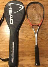 Head Ti 140g Titanium Squash Racket Racquet With Case Ti.140g - Mint