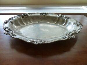 Met Museum Gallus David Apeller Rococo Pewter Platter Reproduction
