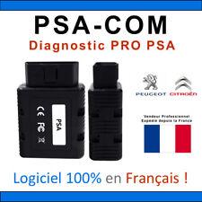 Valise PSA COM - Peugeot & Citroën - Diagnostic PRO - DIAGBOX LEXIA PP2000