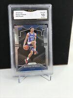 2019-20 Panini Prizm Matisse Thybulle Rookie RC #290 76ers - GMA GEM MINT 10