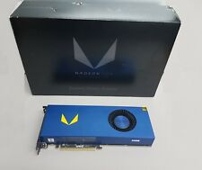 AMD Vega Frontier Edition 16gb hbm2 memoria HDMI 3x DISPLAYPORT PCIE x16 3.0