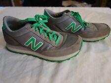 New Balance WL501SHG Tennis Running Shoes Gray Green US 9 B Medium EUR 36.540.5