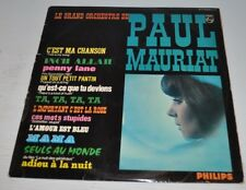 PAUL MAURIAT Le Grand Orchestre LP Record P-70415 Philips