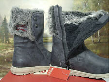 Mustang Damen-Winter -/Schneestiefel-Stil mit Reißverschluss