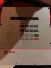 USED Trane X13650780-06 Operator Interface Panel Assembly Rev. G