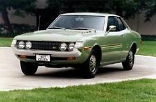 Toyota Celica Hardtop Coupe 1971 1972 1973 1974 TA20 TA22 RA20 RA21 SOCH ST