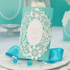 Special Day Personalised Laser Cut Wedding Invitation Cards Free Envelopes Seals