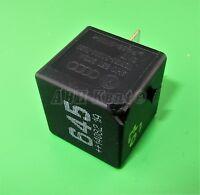 07-VW Seat Black-645 4-Pin Multi-Use Relay 4H0951253A SN7 V23136-J0006-X080