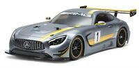 New Genuine Tamiya Mercedes Benz AMG GT3 Body Parts For Most 1/10 TT02/TT01/TL01