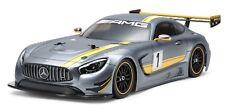 New Genuine Tamiya Mercedes Benz AMG GT3 Body Parts For Most 1/10 TT02/TT01/TL01