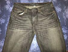 Jeans da uomo Banana Republic Colore Nero Taglia 32/34