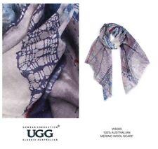 Ozwear UGG WS069 Australia Merino Wool Scarf 1830 X 640 mm New Gift