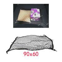 Universal 60X90cm Auto Trunk Cargo Net Mesh Luggage Storage Organizer Net Bag