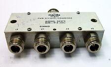 Narda Microwave 30373 Power Divider Combiner 820-915MHz