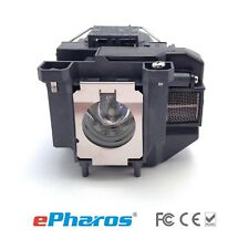 Projector Lamp ELPLP67/ V13h010l67 with housing For EPSON Powerlite X12 Bulb