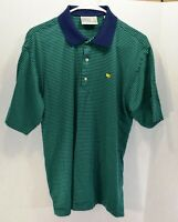Augusta National Golf Shop Mens Shirt Masters Logo Size M