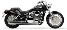 Honda VTX1300C Road Burner Exhaust; RB-01-2050-MX