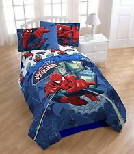 Ultimate Spider-Man Reversiable FULL 3-D Comforter Marvel Comics NEW 20732