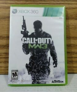 Call of Duty: Modern Warfare 3 (Xbox 360, 2011) Complete game Tested