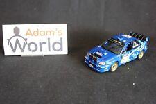 IXO Subaru Impreza S10 WRC '04 1:43 #7 Hirvonen / Lehtinen (JvdM) + fig NR