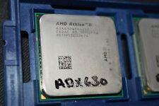 AMD Athlon II  X 4  2.8 GHz  Quad Core 630 Processor, ADX630WFK42GI, AM2+ / AM3