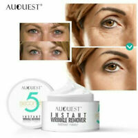 AuQuest 5 Seconds Wrinkle Remover Instant Face Cream SkinCGightening Hydrating T